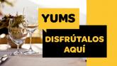 Restaurantes participantes Yums