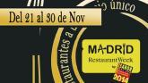 Menús Gourmet Restaurant Week