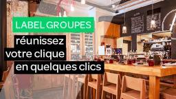 Les meilleurs menus groupes