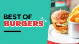 Les meilleurs burgers