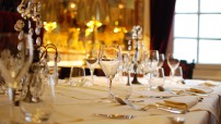 Romantiska restauranger