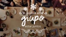 Menús de Grupos Navidad