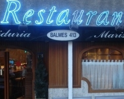 Fotografias del Restaurante Balmes