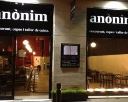 Fotografias del Restaurante Anònim
