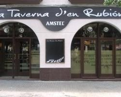 Fotografias del Restaurante La Taverna d'en Rubión