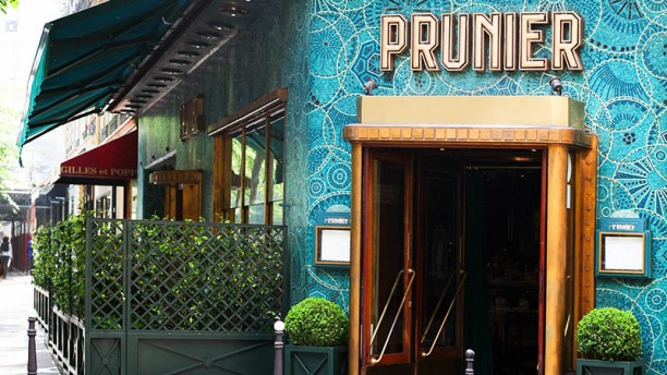 Prunier restaurant 16 avenue victor hugo 75016 paris adresse horaire - 16 avenue victor hugo ...
