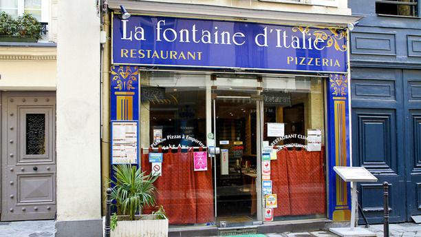 La Fontaine d'Italie