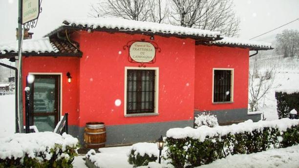 Emporio di vino trattoria di campagna a mont beccaria for Ristorante della cabina di campagna