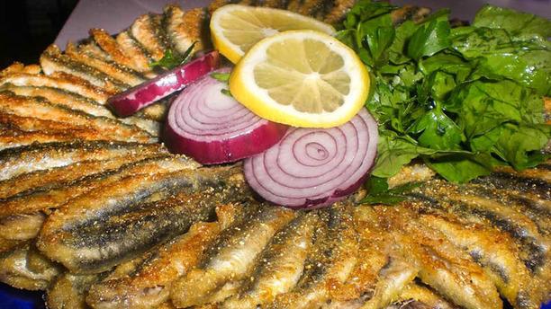 Samos Balık Chef's suggestions