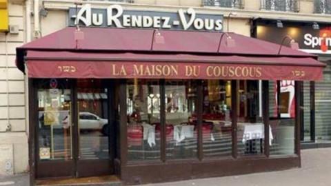Au Rendez Vous- La Maison Du Couscous, Paris