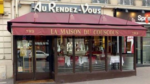 restaurant au rendez vous la maison du couscous paris 75008 arc de triomphe champs. Black Bedroom Furniture Sets. Home Design Ideas