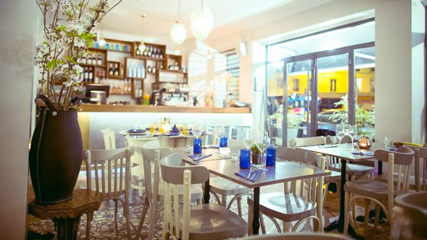 Keziah Salle du restaurant
