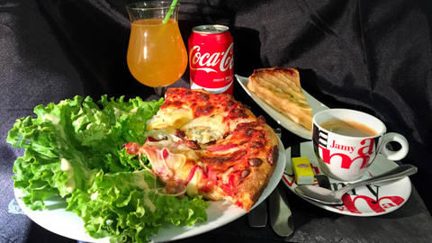 restaurant - Rodeopizza - Alligny-Cosne