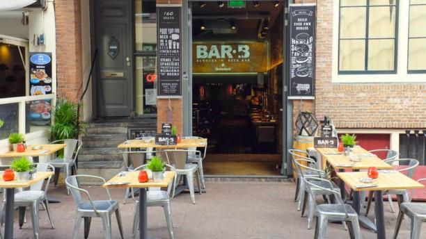 Bar-B terrass