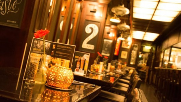Bij Deborah Het restaurant