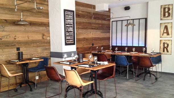Bagdad Café Salle du restaurant