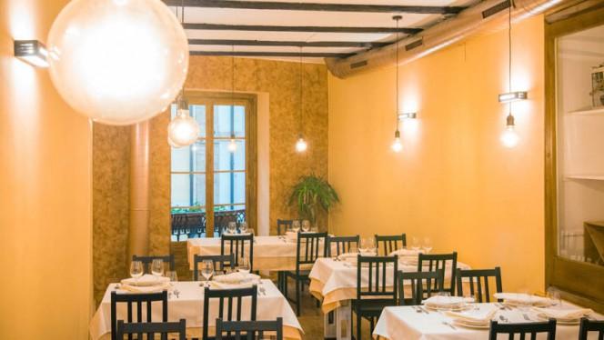 Vista sala - L'Ayalga, Oviedo