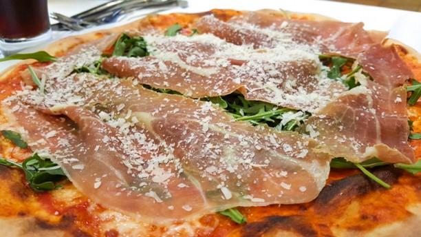 Trattoria Roma Sugerencia de plato