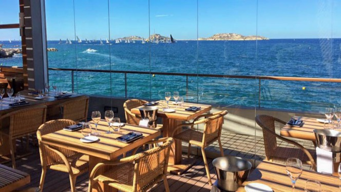Terrasse - Peron, Marseille