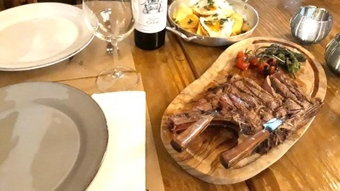 Sugestão do chef - O Beco, Lisboa
