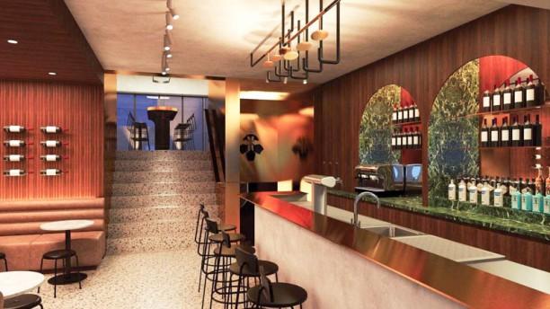 The Wine Club Vue de la salle