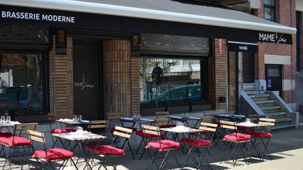 Restaurant Mamie Jehaes A Uccle