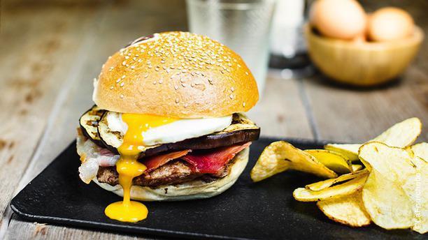 Fatto Bene Burger Buonarroti Panino