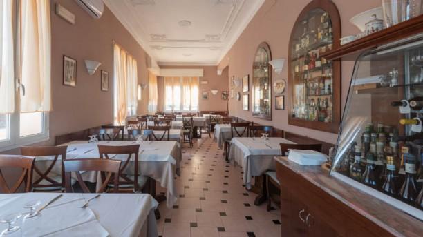 Trianon Ristorante Vista sala