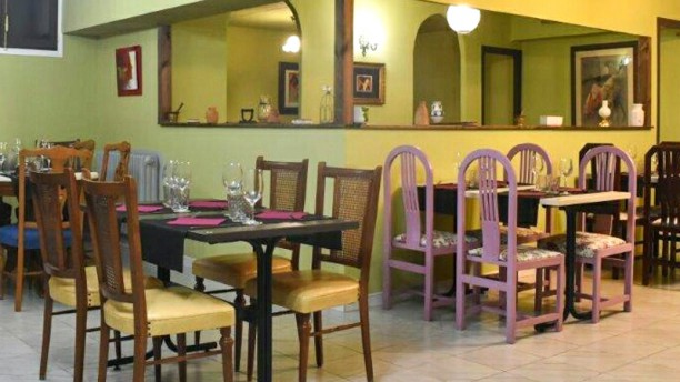 Piscolabis Sala del restaurante