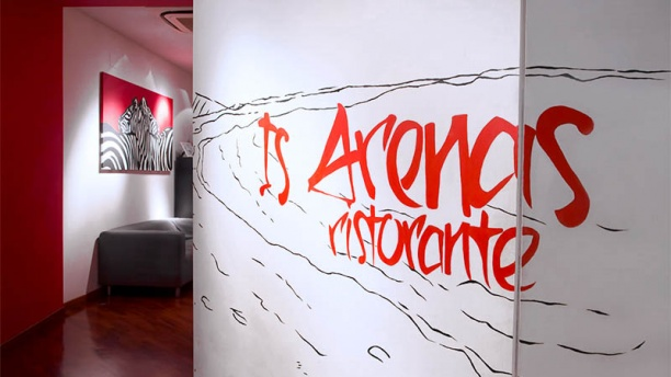 Is Arenas Il ristorante