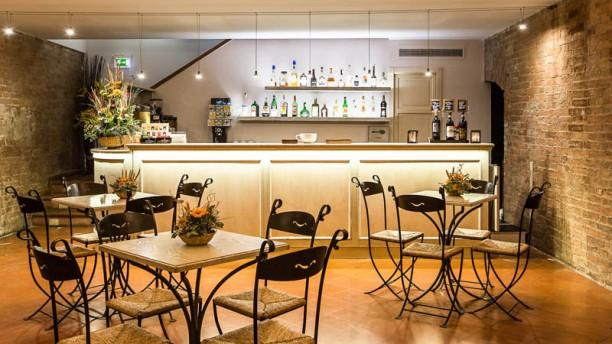 Borgo Antico Bar del ristorante