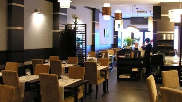 Maison Wok Salle du restaurant