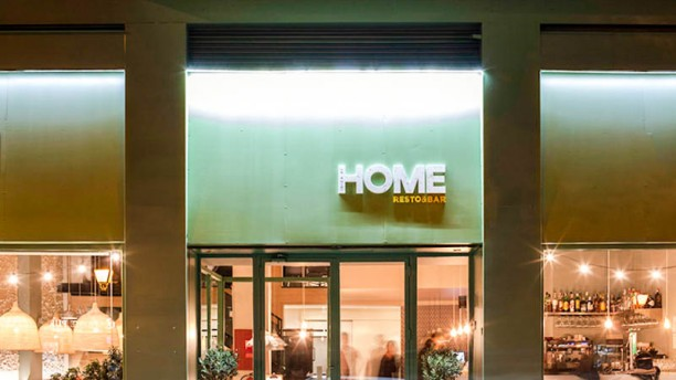 Home Resto&Bar Fachada