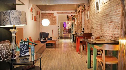 Bar Cel Ona Bistro, Barcelona