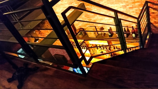 Bar - Le Bistro Porte de Hal, Brussels