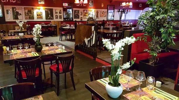 RESTAURANT L'Effet Boeuf Grill Salle du restaurant