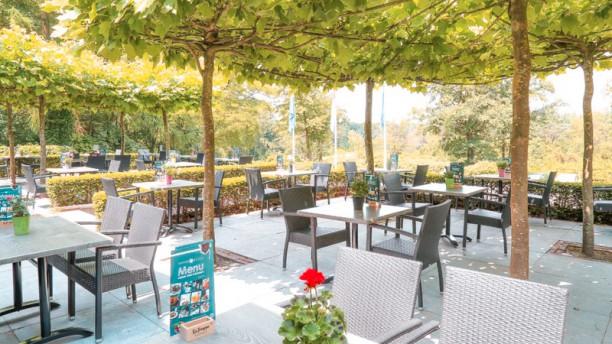 Restaurant Rijsserberg (by Fletcher) Terras