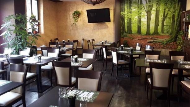 The Wild Sala del ristorante