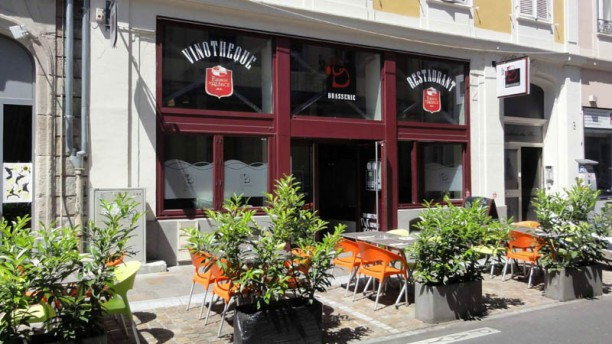 le st b in mulhouse restaurant reviews menu and prices. Black Bedroom Furniture Sets. Home Design Ideas