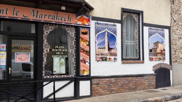 Le Marrakech entrée