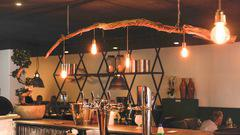 Restaurant The Fusion Club