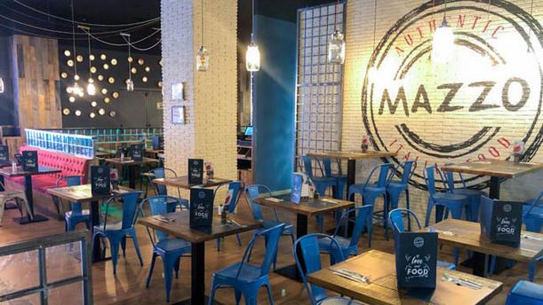 Mazzo Italian Foods - Talavera Vista del interior