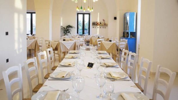 Masseria Galatea Agriturismo Vista sala
