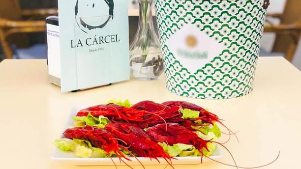 Bar La Carcel Sugerencia del chef