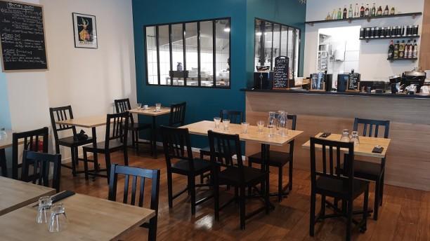 Tichaya Salle du restaurant
