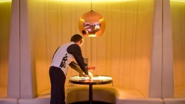 R'Yves - Hôtel Marriott Rive Gauche R'yves Bar & Lounge