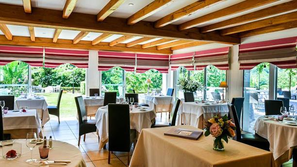 Restaurante Les Jardins De Bakea En Biriatou