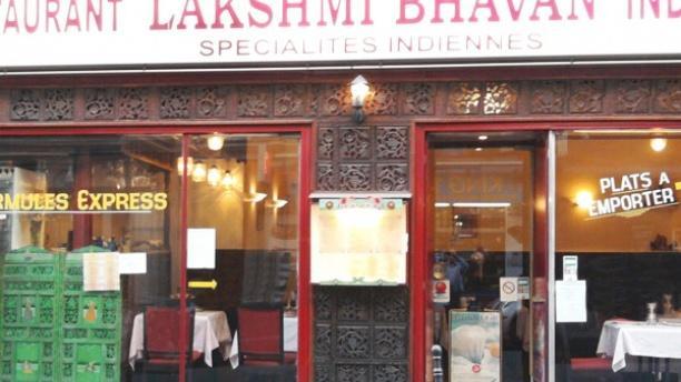 Lakshmi Bhavan - Montmartre Entrée