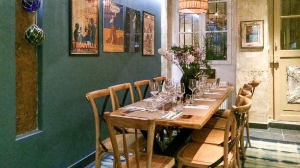 Le comptoir iod restaurant 8 rue de paradis 75010 - Le comptoir des mers paris ...