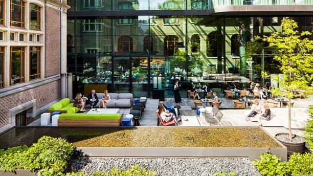 Conservatorium Hotel Restaurant Amsterdam